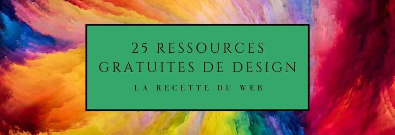 Ressources de design gratuites