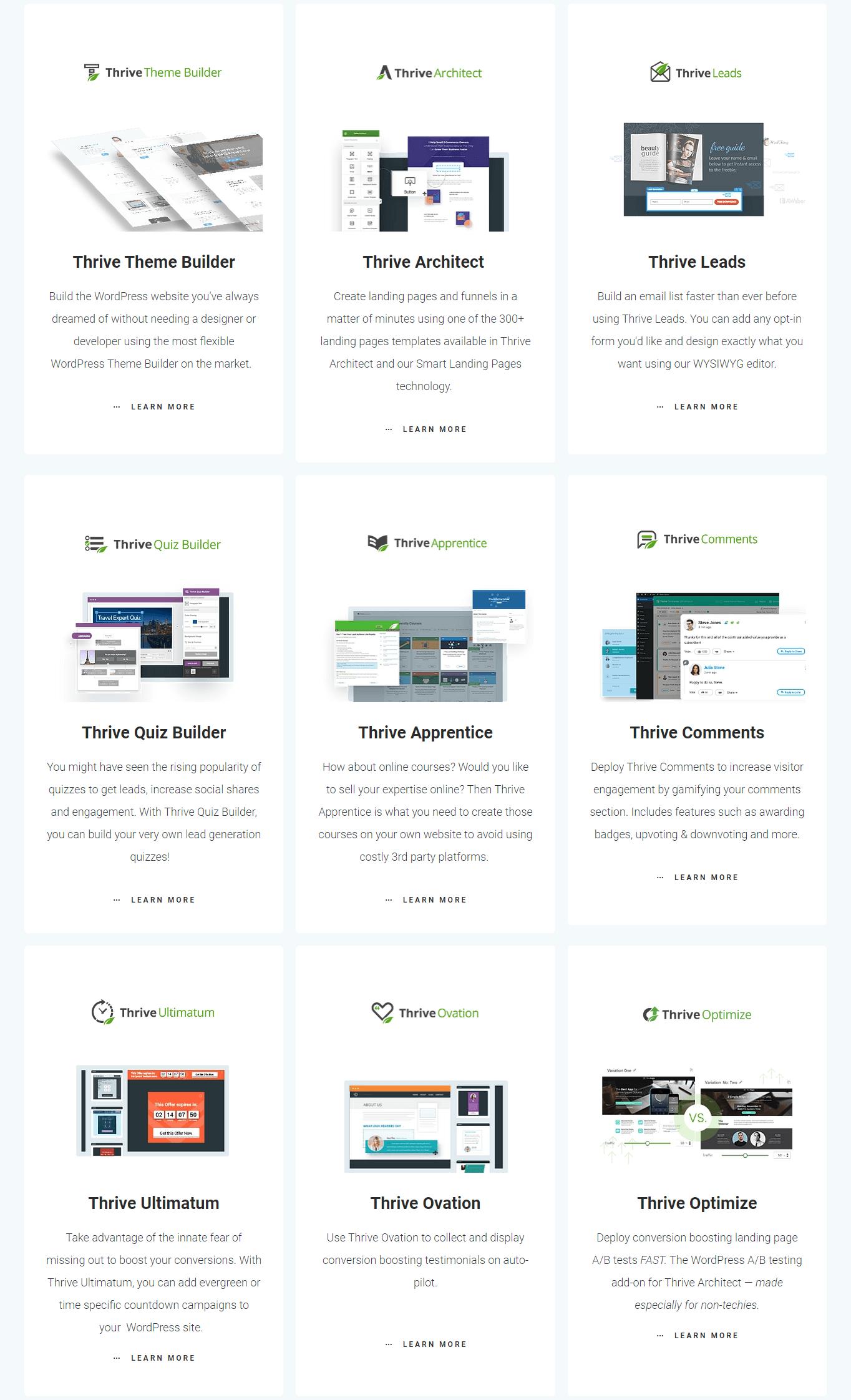 Thrive-Suite-Plugins