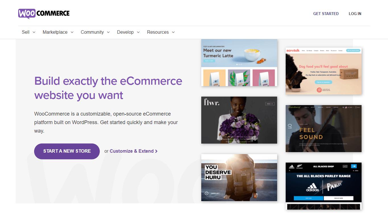 Le e-commerce de WordPress grâce à Woocommerce