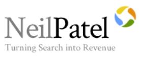 Logo-ecriture-Neil-Patel-2013
