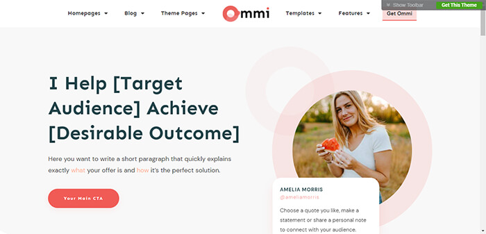 Omni Thrive Themes