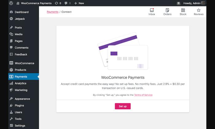 Gérez les paiements avec WooCommerce
